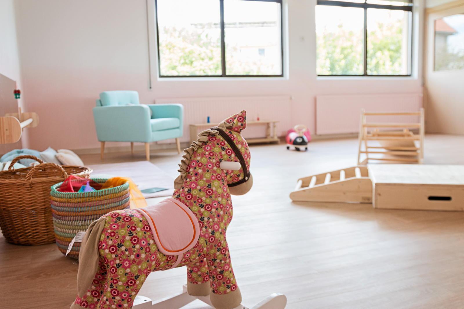 Aula 0 a 1 años: Comunidad Infantil (Nursery)