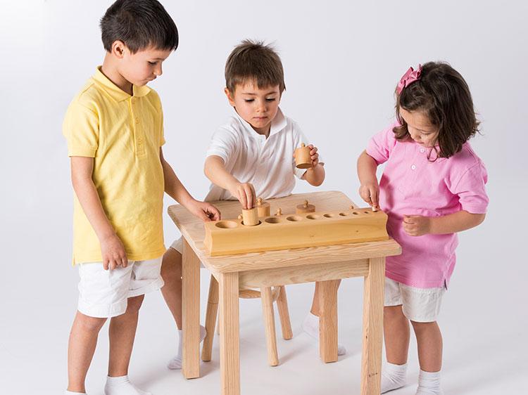 Educación Infantil II