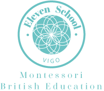 Logo Eleven School Sello